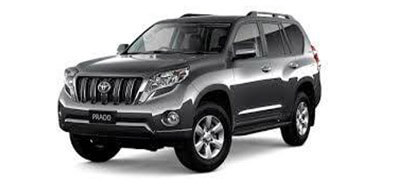 location 4X4 Toyota Prado Marrakech